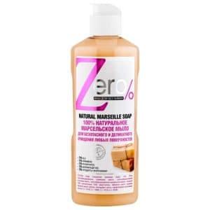 """Ekologiczne mydło marsylskie do czyszczenia, prania i mycia wszystkich powierzchni """"Zero %"""""""