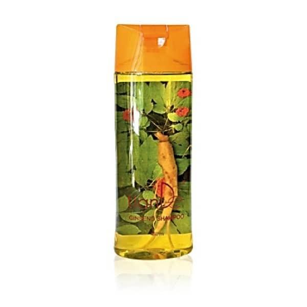 Odżywczy szampon z korzeniem żeń-szenia