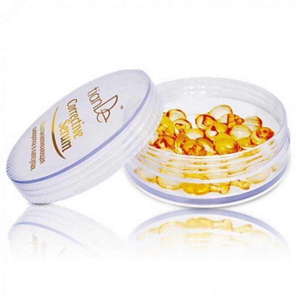 Regenerujące serum w kapsułkach