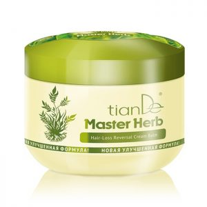 Balsam przeciw wypadaniu włosów Master Herb