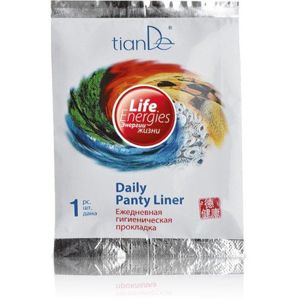 """Wkładka higieniczna na co dzień na bazie ziół """"Energia życia"""""""